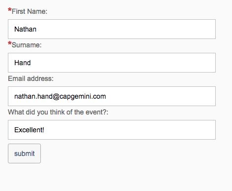 Nathan Hands' Blog   Form validation in UI5