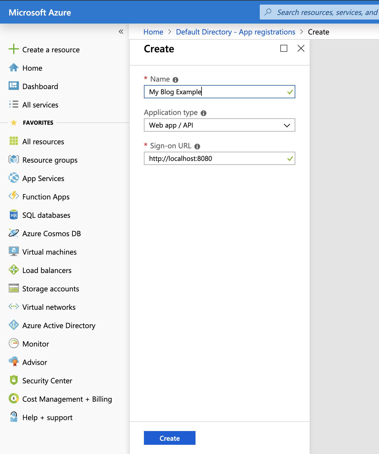 Nathan Hands' Blog | Adding Azure Active Directory
