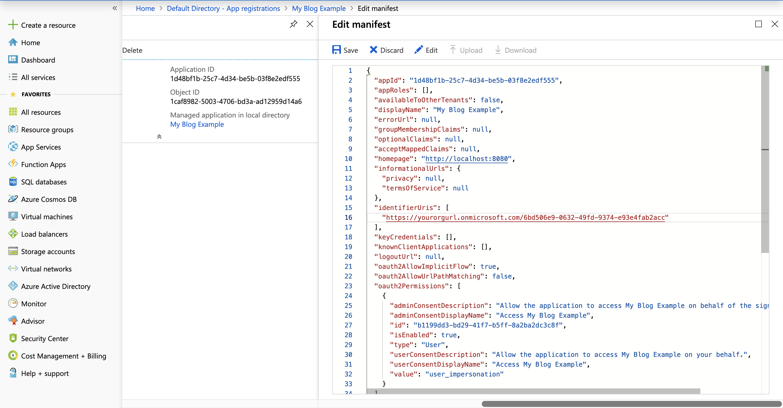 Nathan Hands' Blog   Adding Azure Active Directory